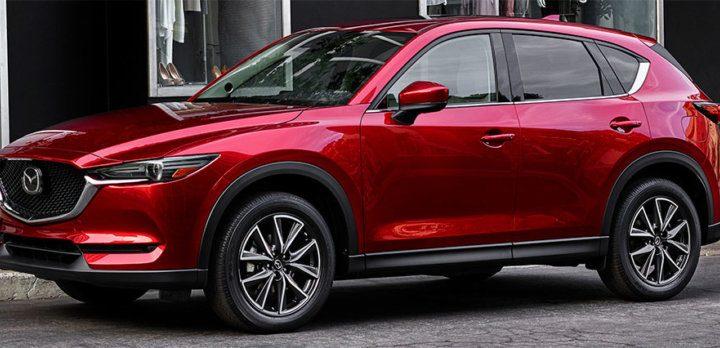Новая Mazda CX-5 в 2018 году
